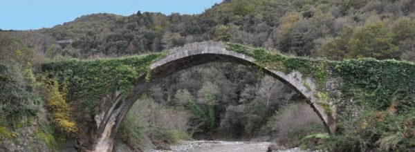 """Il Rotary  ricorda il Ponte"""" di Annibale, la storia ed i  costumi del Savuto"""