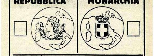 """Repubblica o Monarchia. I risultati del referendum del 2  giugno 1946  registrati nei Comuni del Comprensorio """"Savuto"""""""