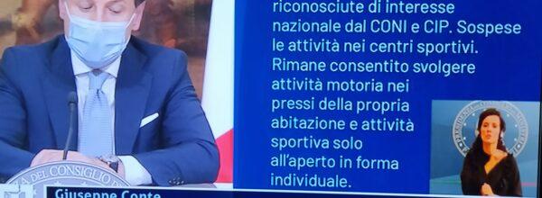 Calabria,  giornata decisiva per la nomina del Commissario alla sanità.  L'annuncio del Presidente Conte