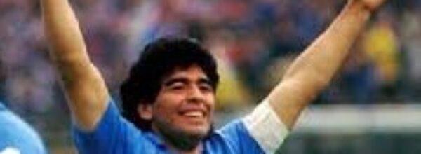 Lutto nel calcio mondiale: morto Diego Armando  Maradona. Arresto cardiorespiratorio