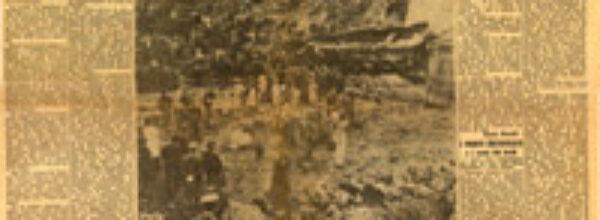 Cinquant'anni addietro la tragedia della Fiumarella. L'obbligo morale  di ricordare