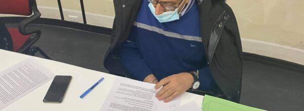 Cassano jonio, il Sindaco Giovanni Papasso firma l'ordinanza, Comune ZONA ROSSA
