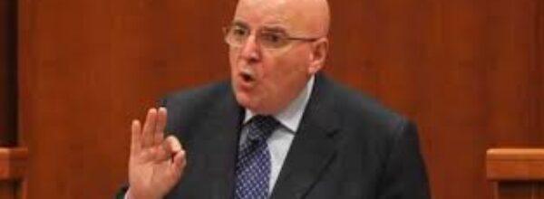 Calabria. l'ex Presidente  Oliverio assolto da corruzione.