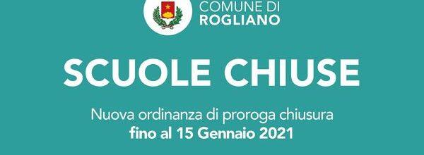 Rogliano, il Sindaco Altomare con nuova ordinanza proroga la chiusura delle scuole  fino al 15 gennaio 20121