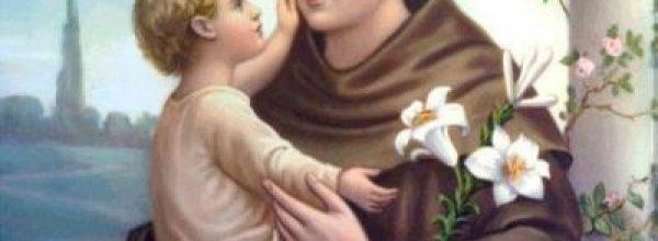 Domenica 13 giugno 2021. Il santo del giorno: Sant'Antonio di Padova. Avvenne oggi.