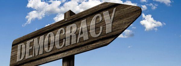 15 settembre 2021: Giornata Internazionale della Democrazia.