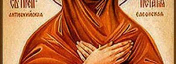 Venerdì 8 ottobre 2021. Il santo del giorno: santa Pelagia di Antiochia. Avvenne oggi: volo del primo elicottero moderno, impiantato il primo pacemaker, catturato Che Guevara.( clicca qui per continuare a leggere)